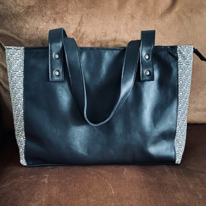Grand Sac Cuir Wendy