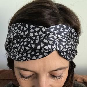 Headband en Satin Smart
